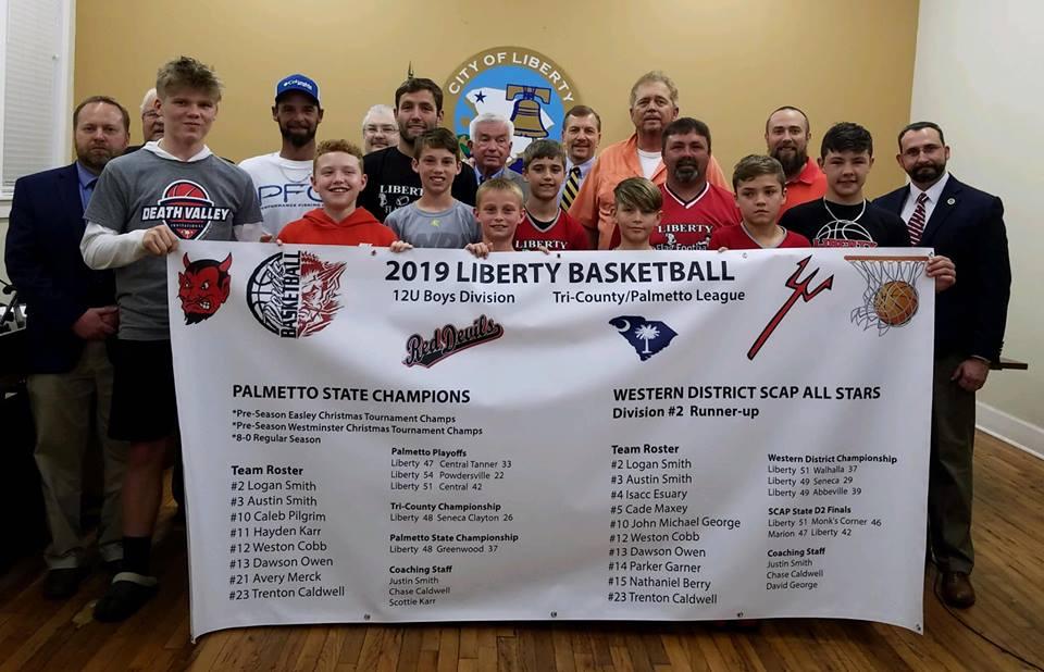 12u 2019 Basketball